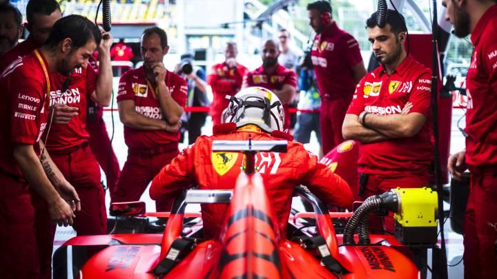 Ferrari-Vettel