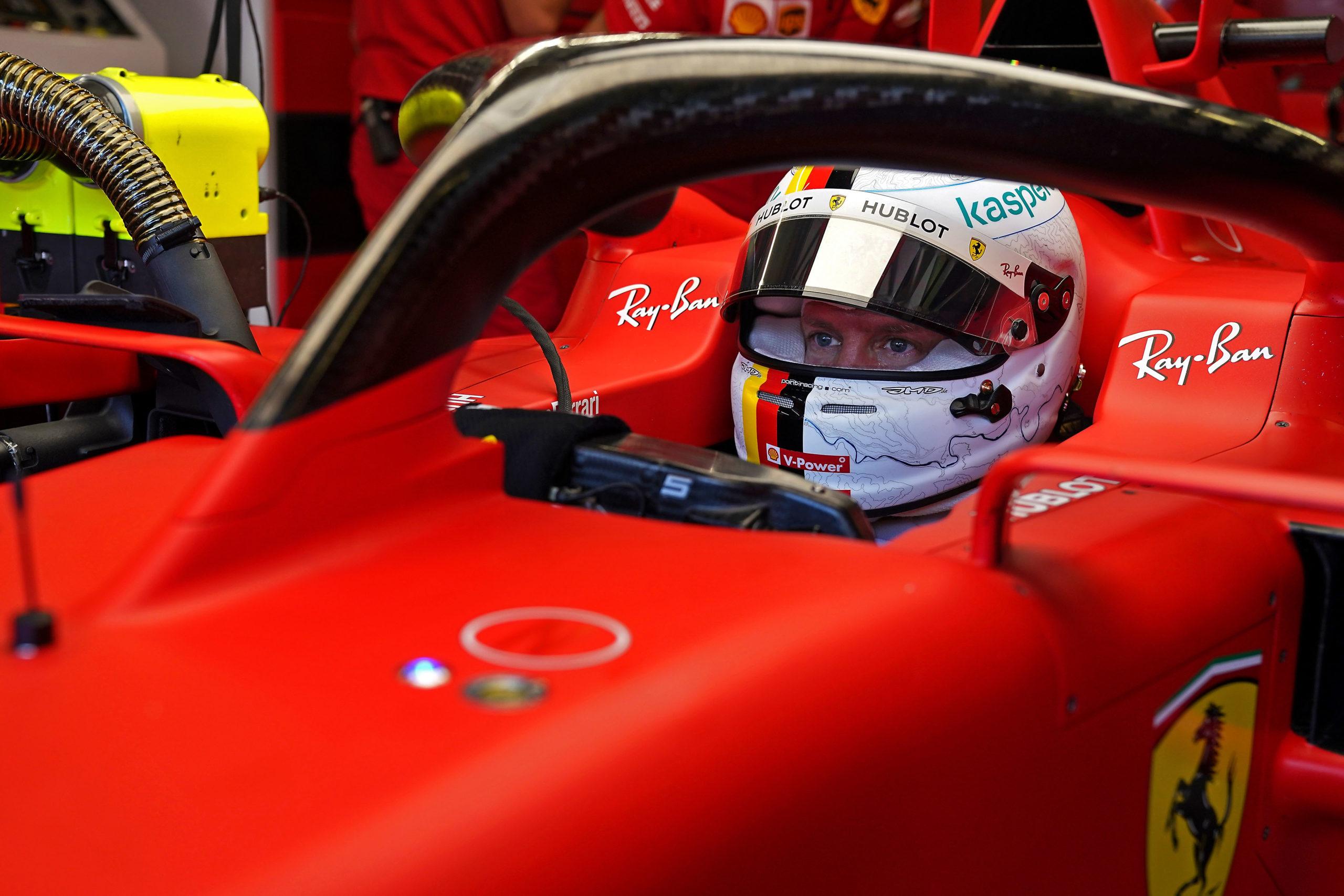 GP STYRIA F1/2020 -  VENERDÌ 10/07/2020        credit: @Scuderia Ferrari Press Office, Vettel