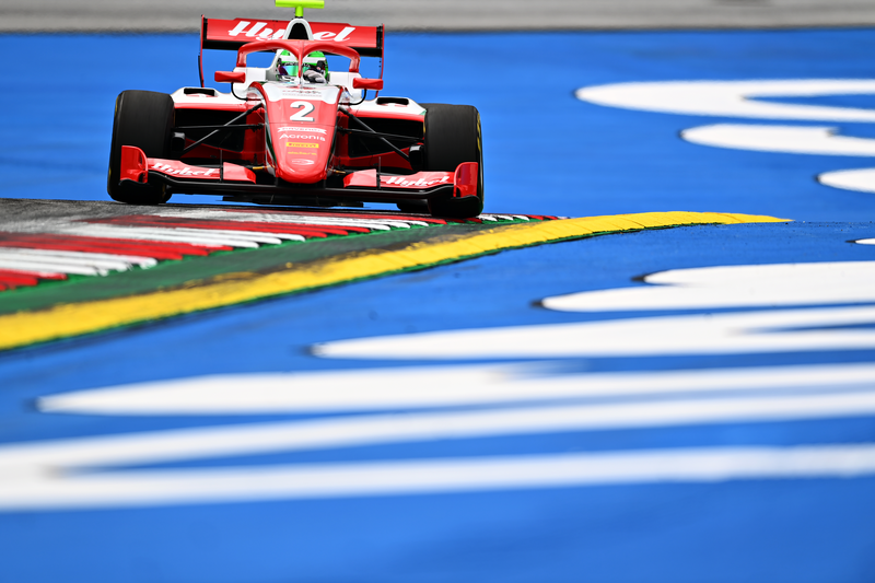 FIA F3, Austria 2020, Frederik Vesti, Premac Racing