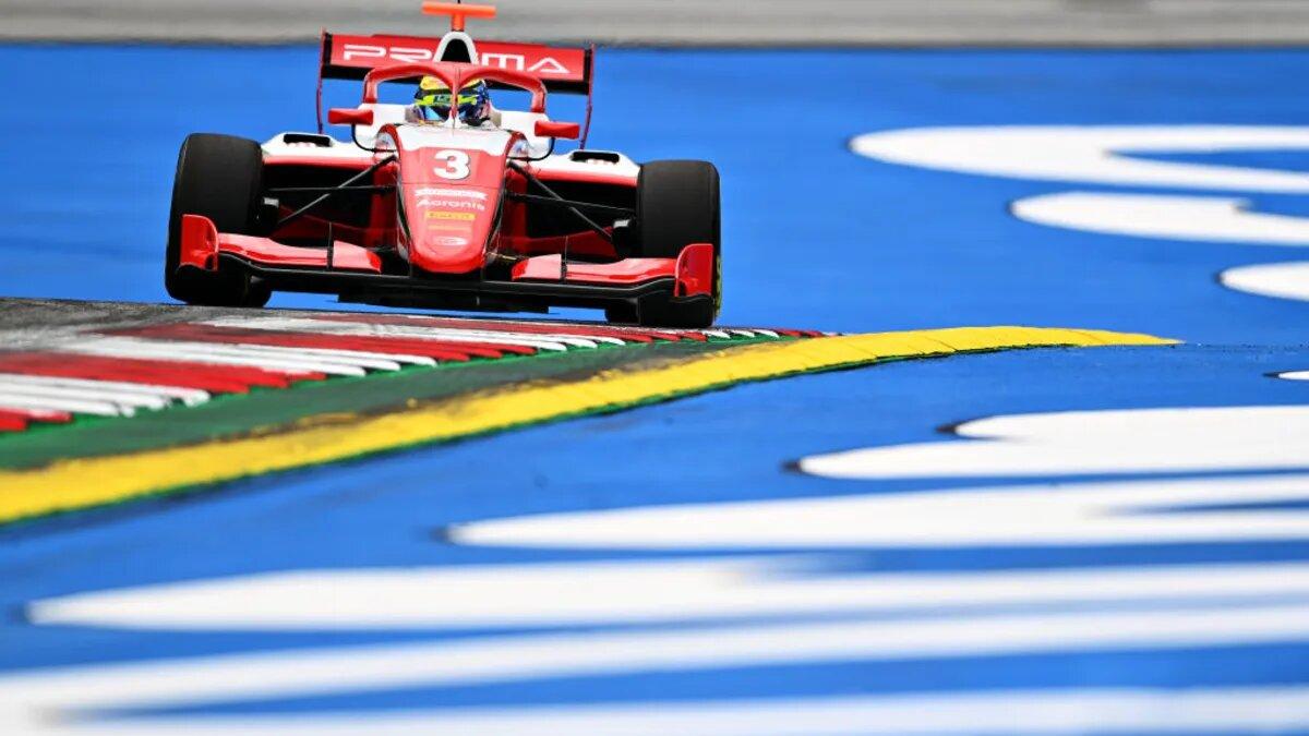 FIA F3, Prema Racing, Austria 2020, Logan Sargeant