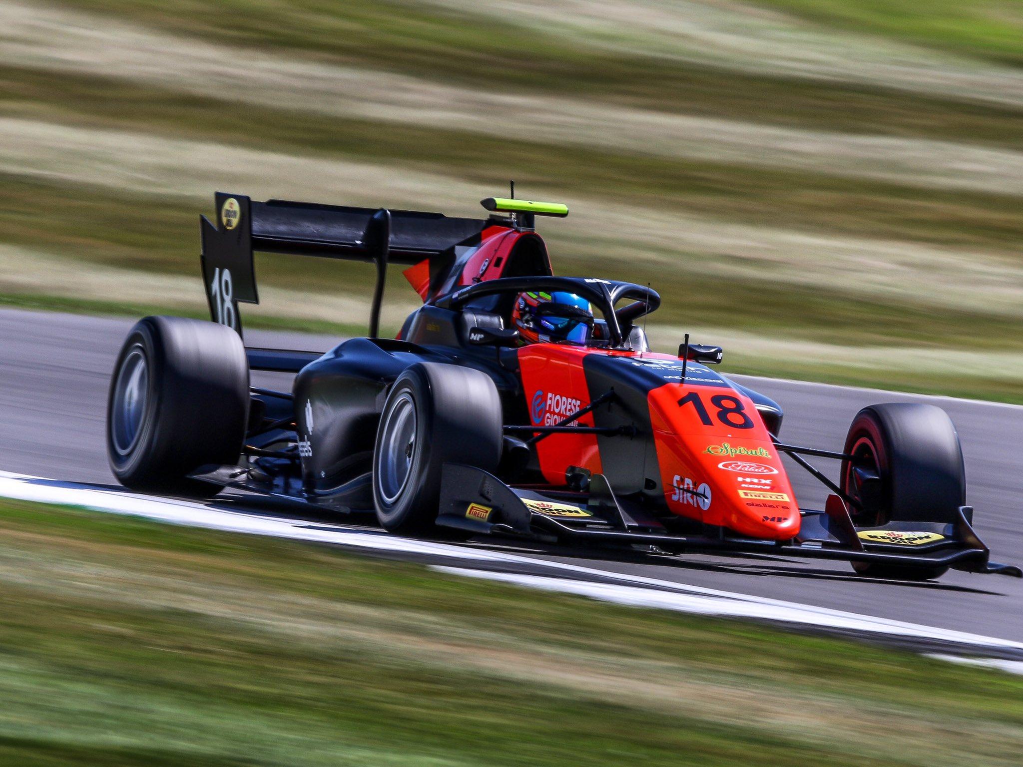 F3, Viscaal, MP Motorsport