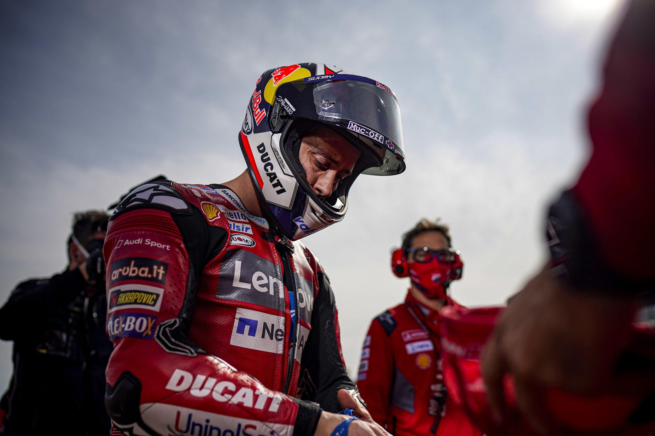 Andrea Dovizioso, Ducati MotoGP, Motorland Aragon 2020
