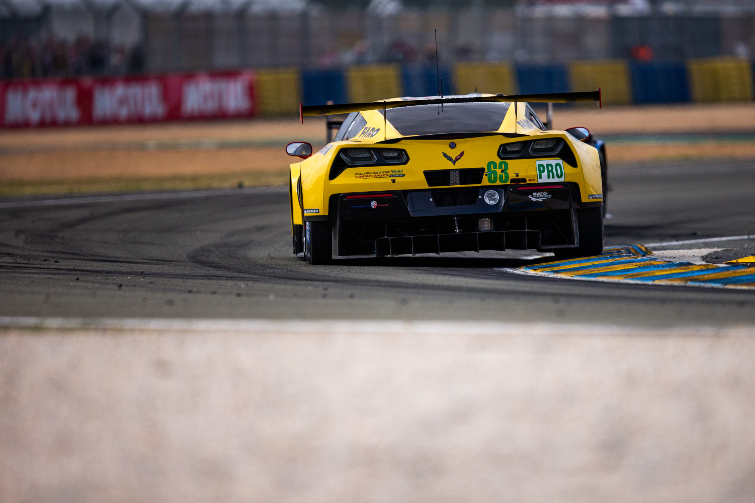 #63 CORVETTE RACING-GM / Chevrolet Corvette C7.R - 24 hours of Le Mans - Circuit de la Sarthe - Le Mans - France, WEC, IMSA
