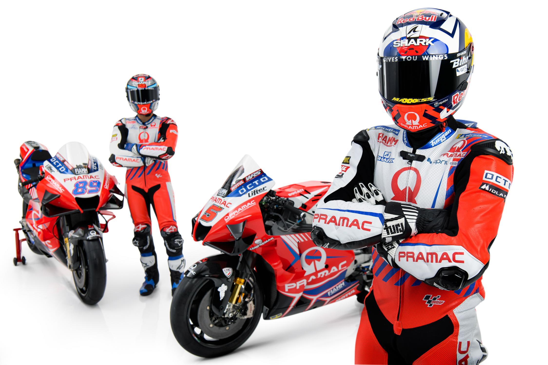 Jorge Martín, Johann Zarco, Pramac Ducati, MotoGP 2021
