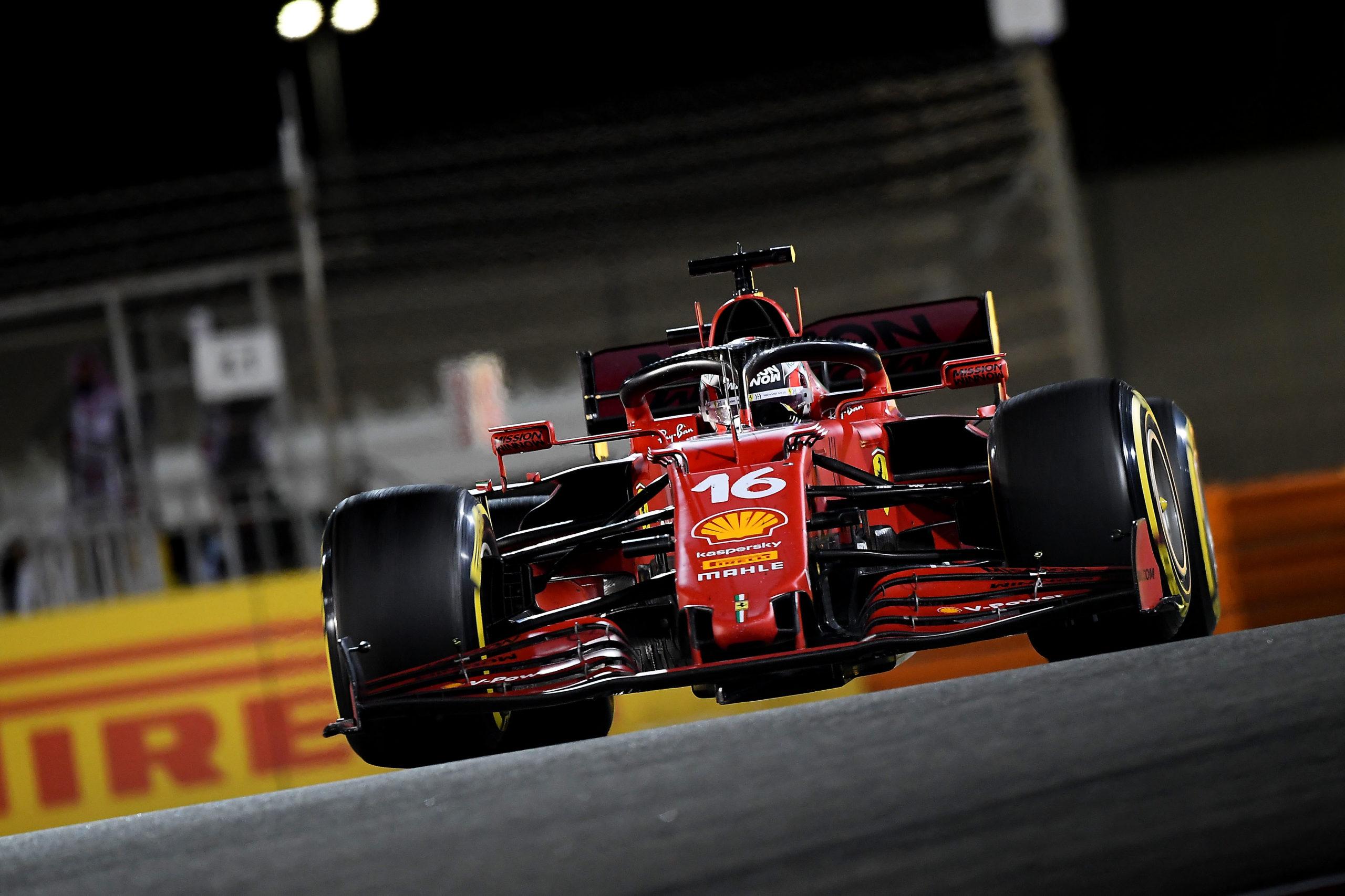 GP BAHRAIN  F1/2021 - DOMENICA 28/03/2021   credit: @Scuderia Ferrari Press Office