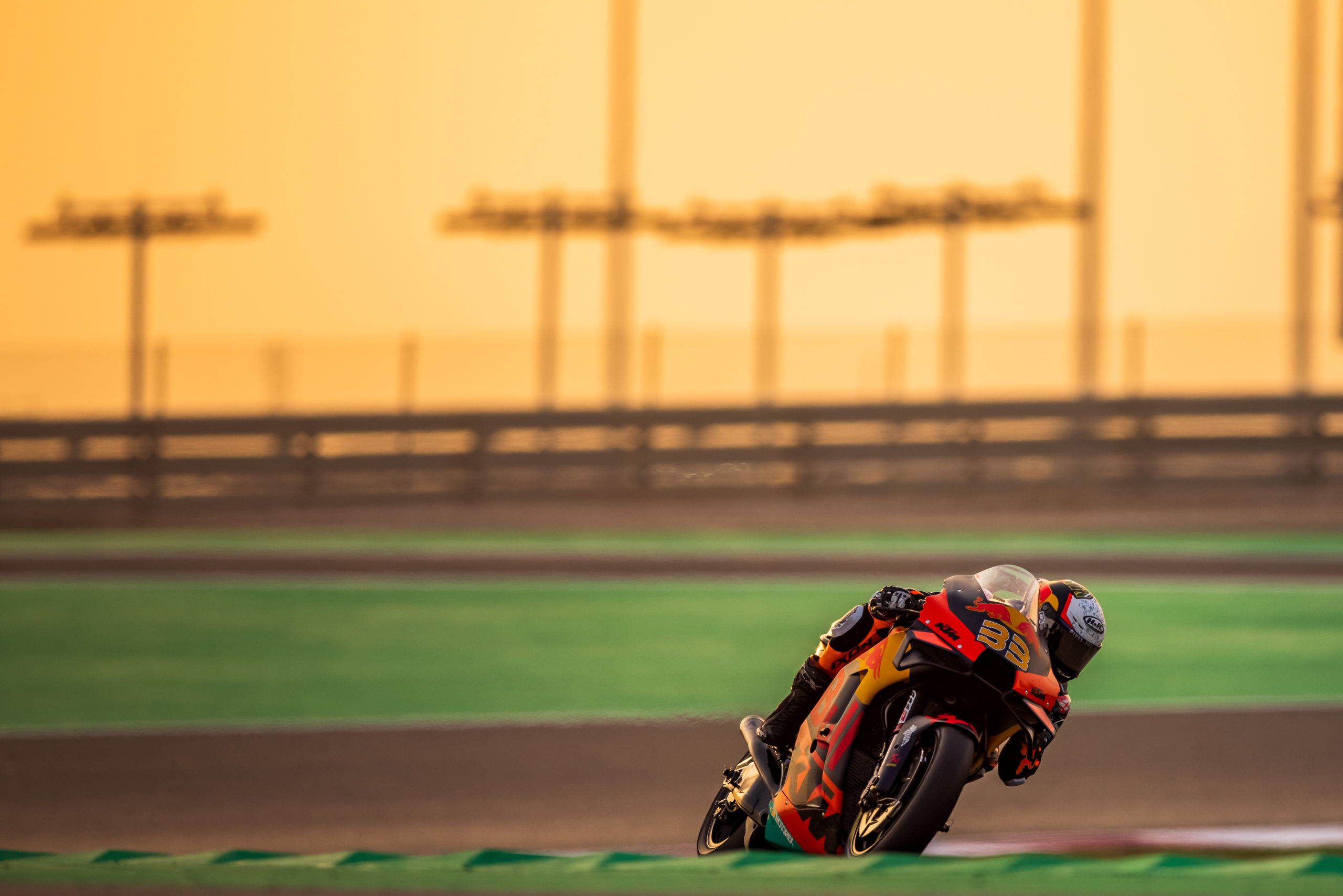Brad Binder, Qatar Test, MotoGP 2021 - Losail International Circuit (QAT)